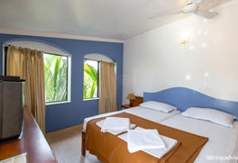goa beach resorts booking